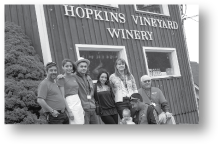 About Hopkins Vineyard